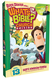 Whats in the Bible? Volume 13 Curriculum